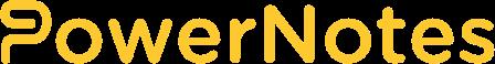 Powernotes Logo